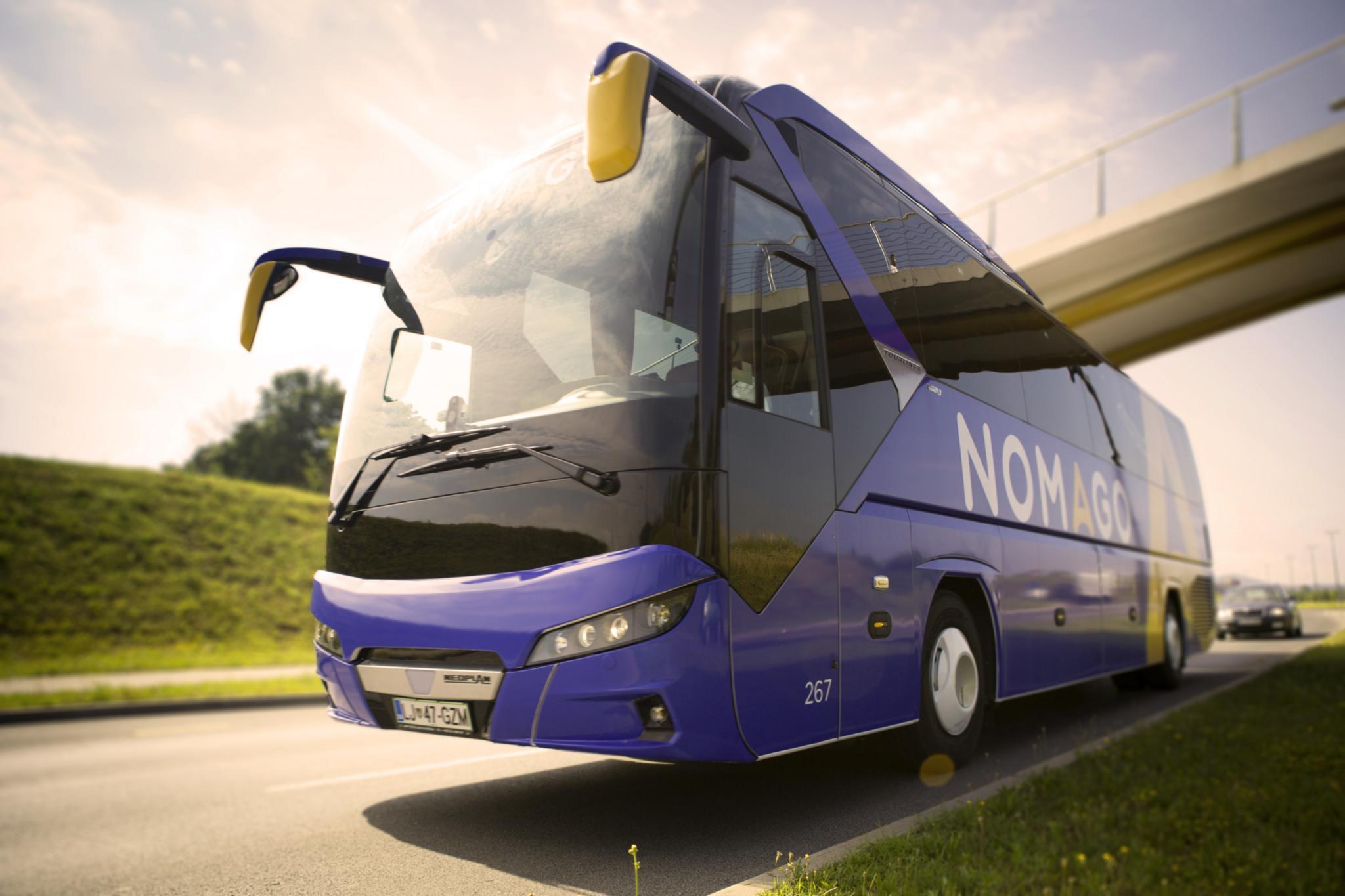 Intercity Nomago Intercity
